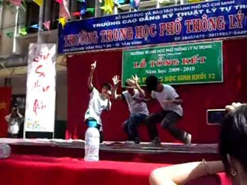 nhảy hiện đại 12A6 2010