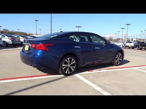 2018 Nissan Maxima Denton, Dallas, Fort Worth, Grapevine, Lewisville, Frisco, TX D80033