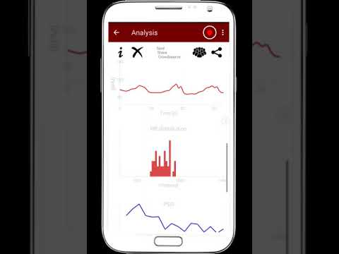9d76edb0f1c Heart Rate Variability HRV Camera - Apps on Google Play