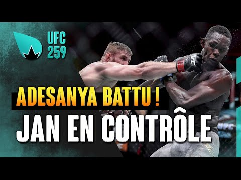 UFC 259 Jan Blachowicz vs. Israel Adesanya RECAP & REACTION