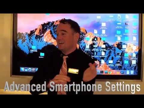 Advanced Smartphone Settings