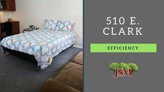 510 E. Clark - Efficiency Overview