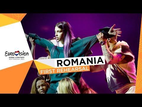 ROXEN - Amnesia - First Rehearsal - Romania ?? - Eurovision 2021