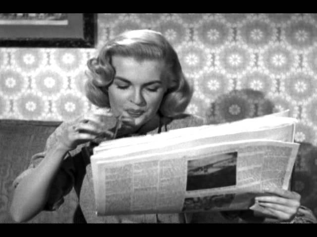 Peggy Knudsen in Perry Mason - YouTube