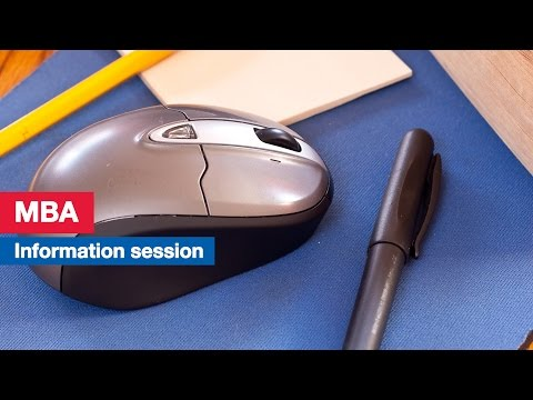 MBA Online Information Session | London Business School