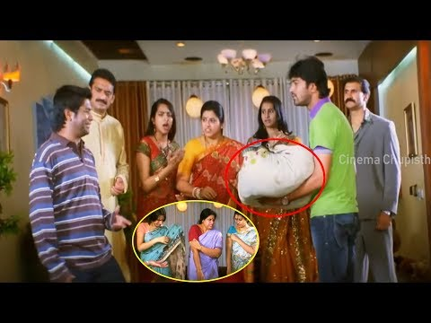 Allari NAresh & Vennela Kishore Non Stop Comedy Movie Scene | Telugu Comedy | Cinema Chupistha