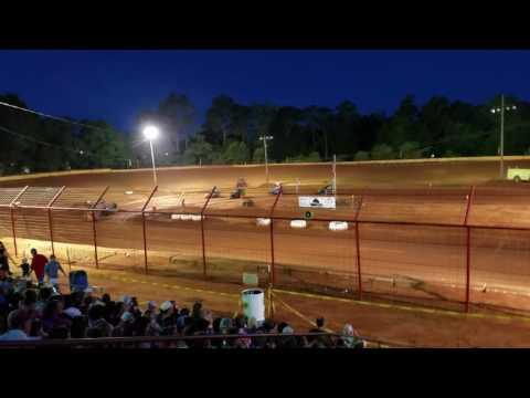 Jr Slingshot Heat Race 5/29/17 Flomaton Speedway