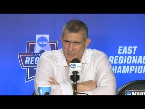 POST-GAME: Kotsar, Dozier, Thornwell, Coach Martin on Florida — 3/26/17