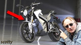 This Electric Motorcycle Will Kill You