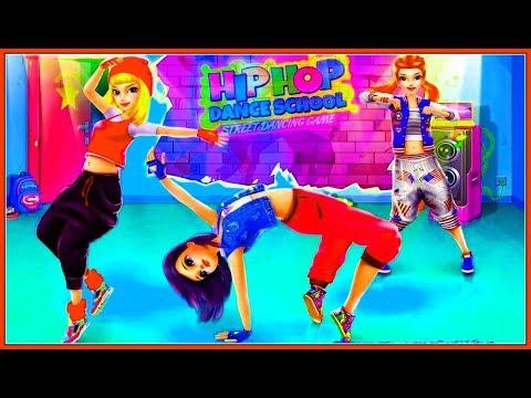 GAMEPLAY for KIDS Hip Hop Dance School🌟Girls Dancing Game Make Up & Dress Up