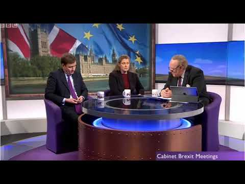 Andrew Neil to Tory Trade Minister - You DON'T know what you are doing