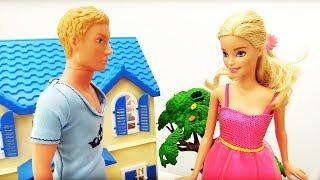 На что готов Кен ради Барби? Игры в куклы для девочек