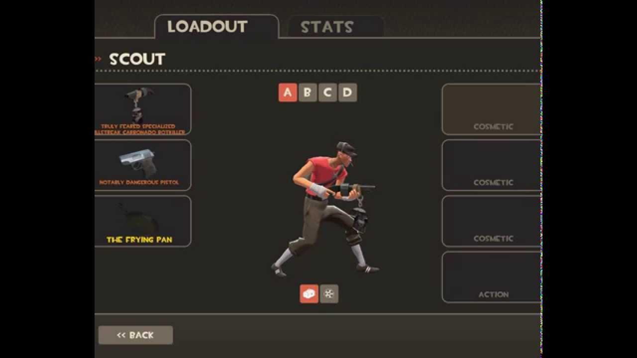 tf2 - killstreak sheen