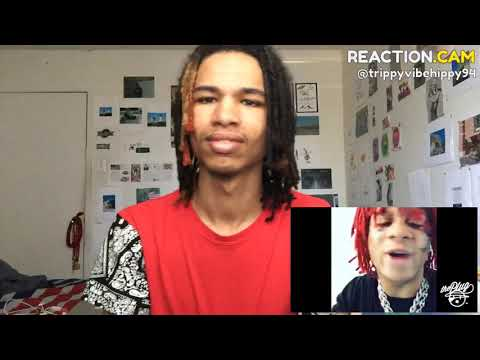 1400/800 👿🤟🏽Trippie Redd - Can you rap like me 2/missing my idols [Produce… – REACTION.CAM