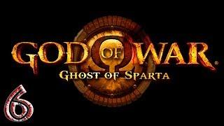 God of War: Ghost of Sparta прохождение на геймпаде PSP версия часть 6 Тролль в доспехах и старик