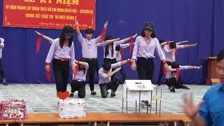 nhảy dân vũ hiện đại 12c thpt chu văn thịnh