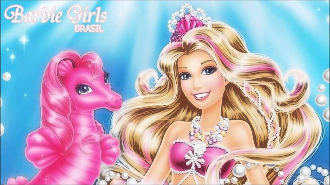 Barbie A Sereia Das Perola Filme Completo Em Portugues Youtube