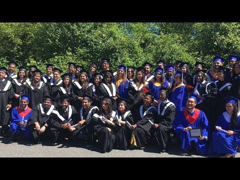 Graduation Ceremony at NIC 2017