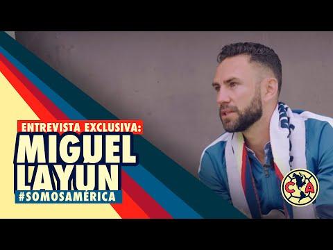 Miguel Layún regresa a las Águilas del América   Entrevista Exclusiva
