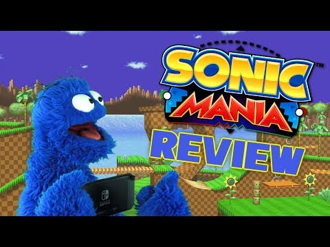 Sonic Mania Review │ The Ultimate Hedgelord