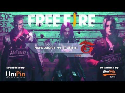 Ngabuburit with UniPin - Free Fire Tournament