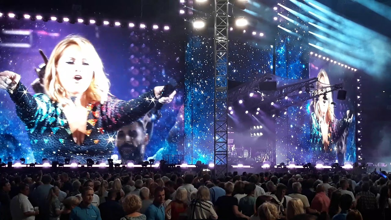 helene fischer stadion tournee d sseldorf wir. Black Bedroom Furniture Sets. Home Design Ideas