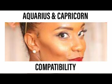 Aquarius Man and Capricorn Woman Match in 2019 (Does It Work?)