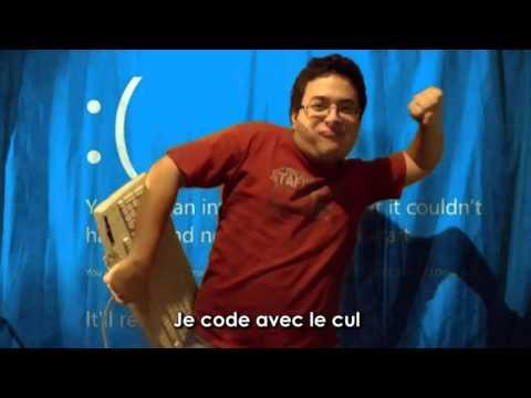 Je code avec le cul – Version complète – 1 h