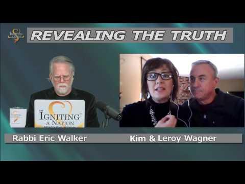 "Rabbi Walker, Kim & Leroy Wagner discuss their book ""Men Who Love Fierce Women"" 01 26 2017"