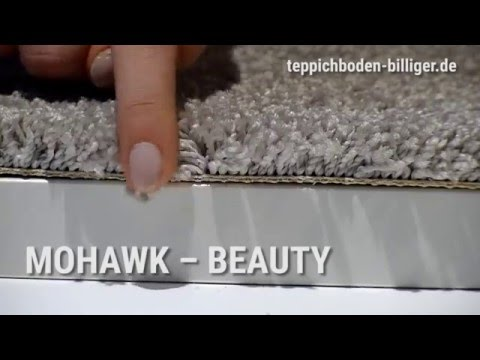Billiger teppichboden  Mohawk Beauty UAO 562 domino • Teppichboden günstiger