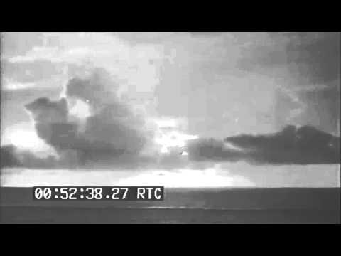 Jap. Air Attack On USS Pennsylvania; Ships In Transport Area, Invasion Of  Saipan, 06/22/1944 (full)
