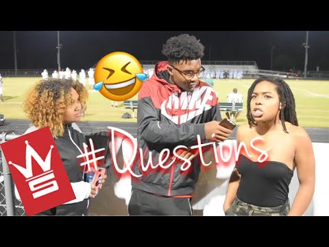 ASKING LIBERTY HIGH SCHOOL SENIORS WSHH QUESTIONS!! | YK SQUAD