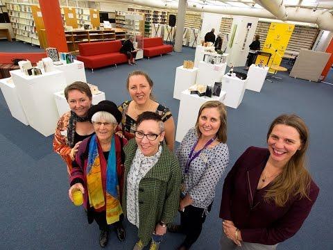 Personal Histories opening Uni NSW-ADFA