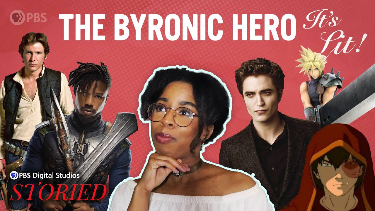 The Byronic Hero: Isn't it Byronic? | It's Lit