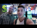 WINNING $150 FROM $1.50 LAS VEGAS SLOT MACHINE IN ARIA (feat. JacobslifeinVegas)