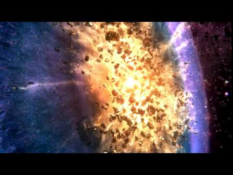 SPACE EXPLOSION /VFX INTRO/ CREATED WITH AFTER EFFECTS