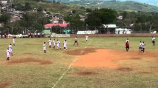 Copa Titanes de Futbol  fecha   23 - 02 - 2014