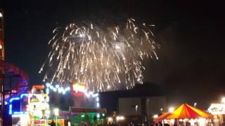 Diwali fireworks 2016 Leicester United Kingdom