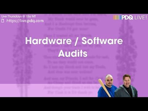 pdq-live!-:-hardware-/-software-audits