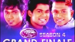 Download Udawediya male Derana dream star final MP3 song and Music Video