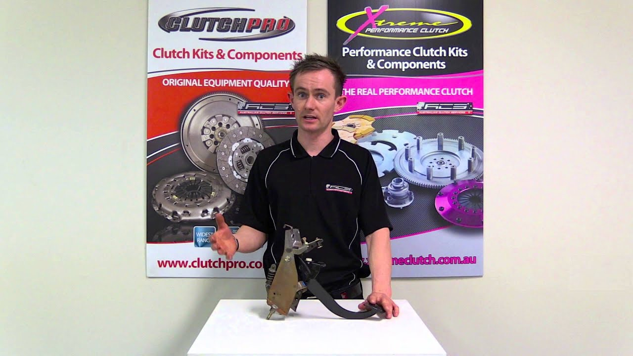CLUTCH TECH: Hydraulic Clutch Pedal Adjustment