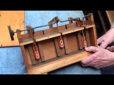 Pneumatic Motor from Aeolian Reed Organ