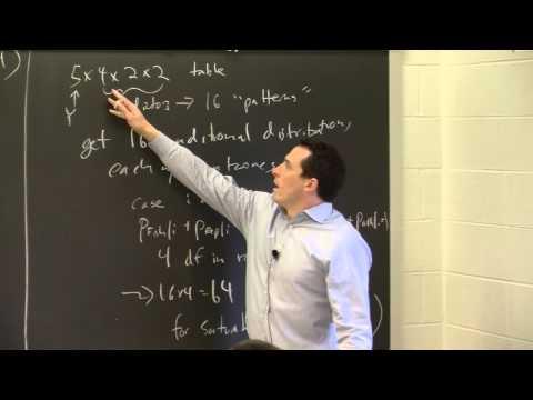 Analysis of Discrete Data Lesson 8: Multinomial Logistic Regression Part 2