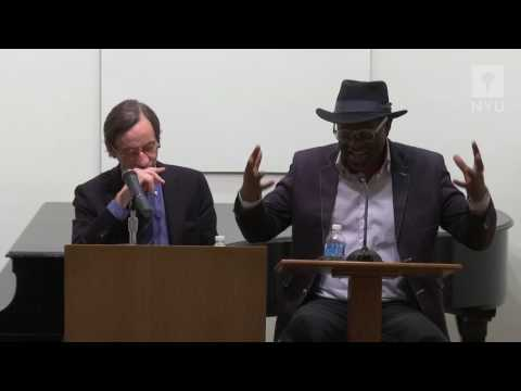 French Literature In The Making : Alain Mabanckou