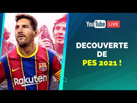 PES 2021 : On découvre PES 2021 ensemble !