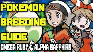 Pokemon Omega Ruby Alpha Sapphire: Breeding Perfect Pokemon Guide (Natures and IVs)