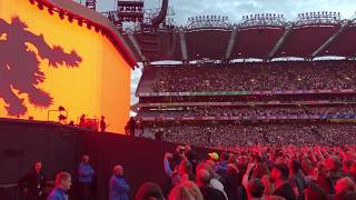 Where the streets have no name - U2 Live Dublin 22.07.2017