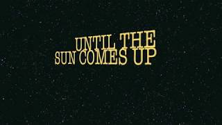 DREW SEELEY- UNTIL THE SUN COMES UP LYRIC VIDEO!