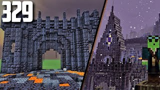 Let's Play Minecraft - Ep.329 : Nether Castle/Bastions!