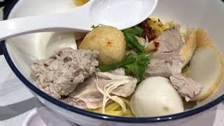 Dink Dink | Tom Yam Noodles | thai food | royal square | Novena | Singapore